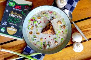 Vega proteïne soep