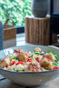 parel couscous salade
