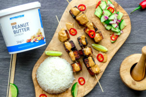 Tofu saté