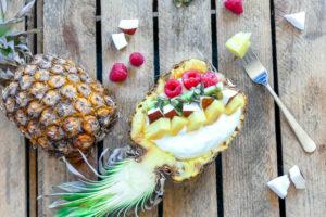 gevulde ananas