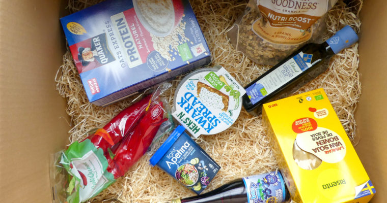De foodybox special: 'The Fitbox'