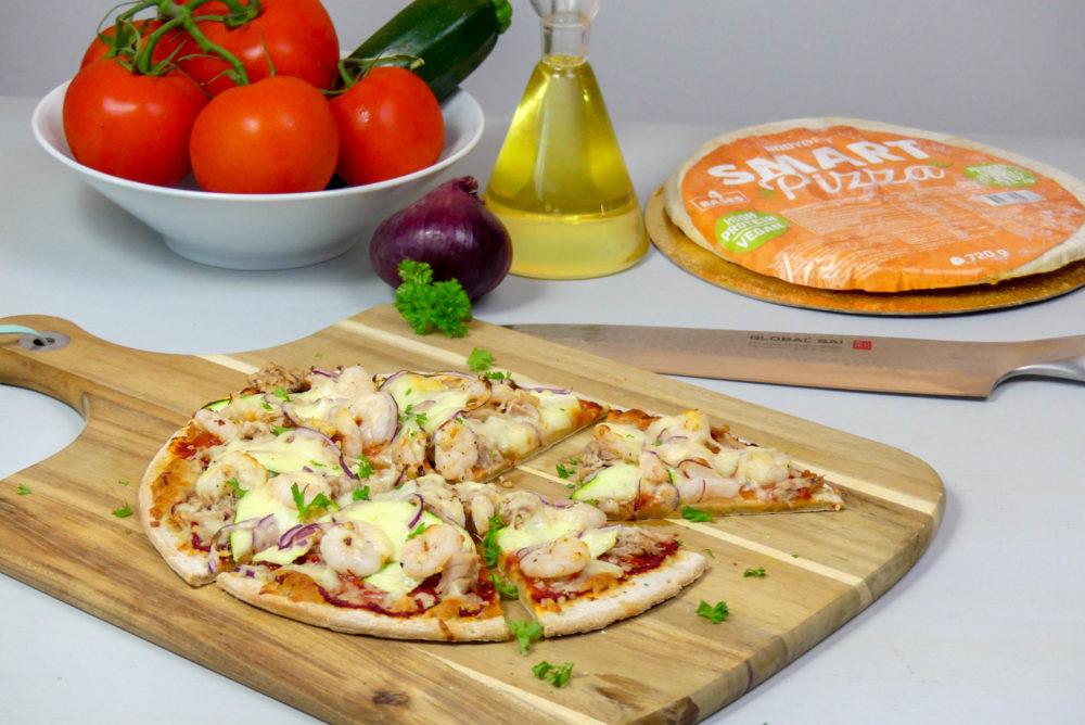 Vispizza recept