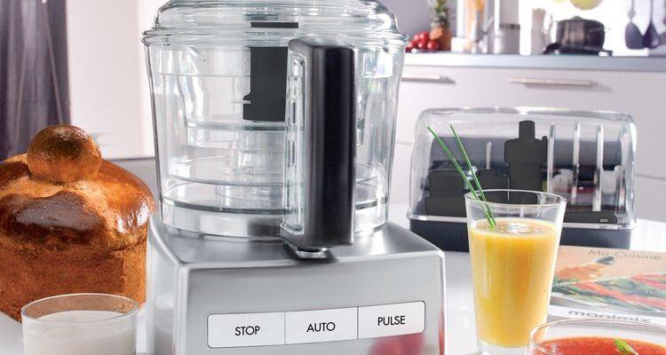 Maak het koken makkelijker met een foodprocessor